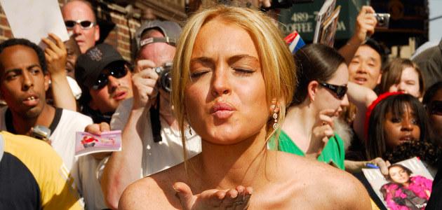 Lindsay Lohan, fot. Ray Tamarra  /Getty Images/Flash Press Media