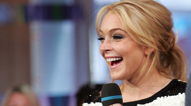 Lindsay Lohan, fot. Scott Gries  /Getty Images/Flash Press Media