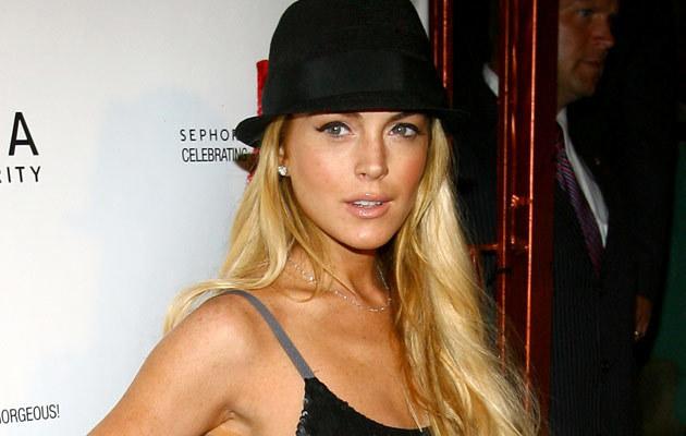 Lindsay Lohan, fot. Scott Wintrow  /Getty Images/Flash Press Media