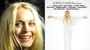 Lindsay Lohan jako... Jezus