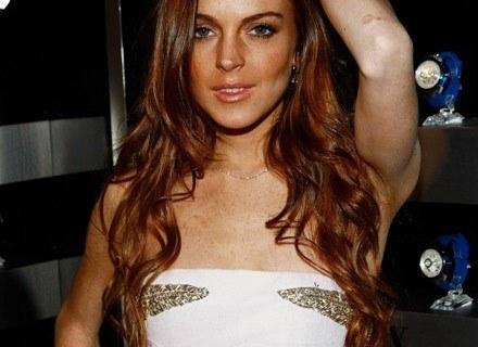 Lindsay Lohan, kwiecień 2009 /Getty Images/Flash Press Media