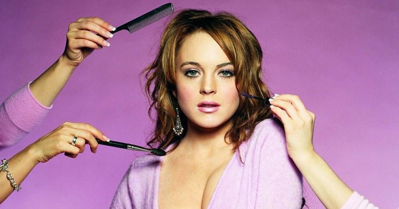 Lindsay Lohan na zdjęciu w 2004 roku /Album Online /East News