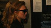 Lindsay Lohan odwiedziła bezdomne dzieci