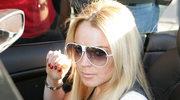 Lindsay Lohan pozwana