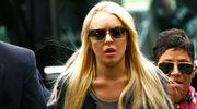 Lindsay Lohan przed odwykiem