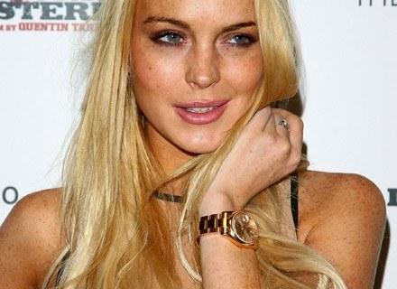 Lindsay Lohan w Nowym Jorku, 17 sierpnia 2009 /Getty Images/Flash Press Media