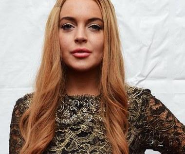"""Lindsay Lohan w """"Strasznym filmie 5"""""""