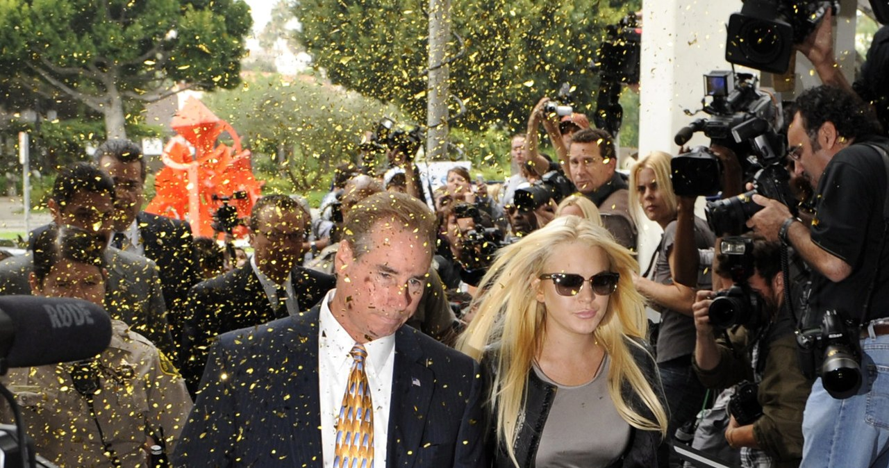 Lindsay Lohan w więzieniu