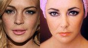 Lindsay Lohan zagra Liz Taylor?