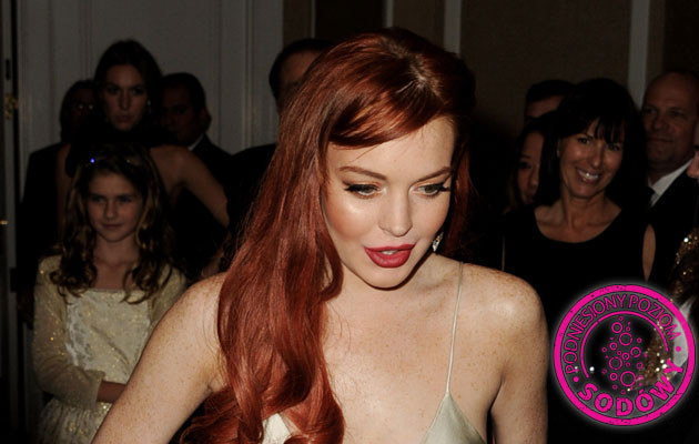 Lindsay Lohan /Kevin Winter /Getty Images