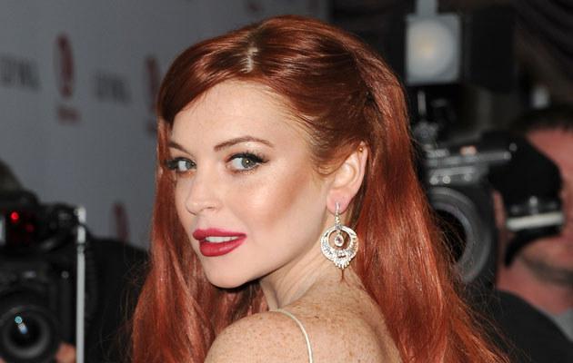 Lindsay Lohan /Jason Merritt /Getty Images