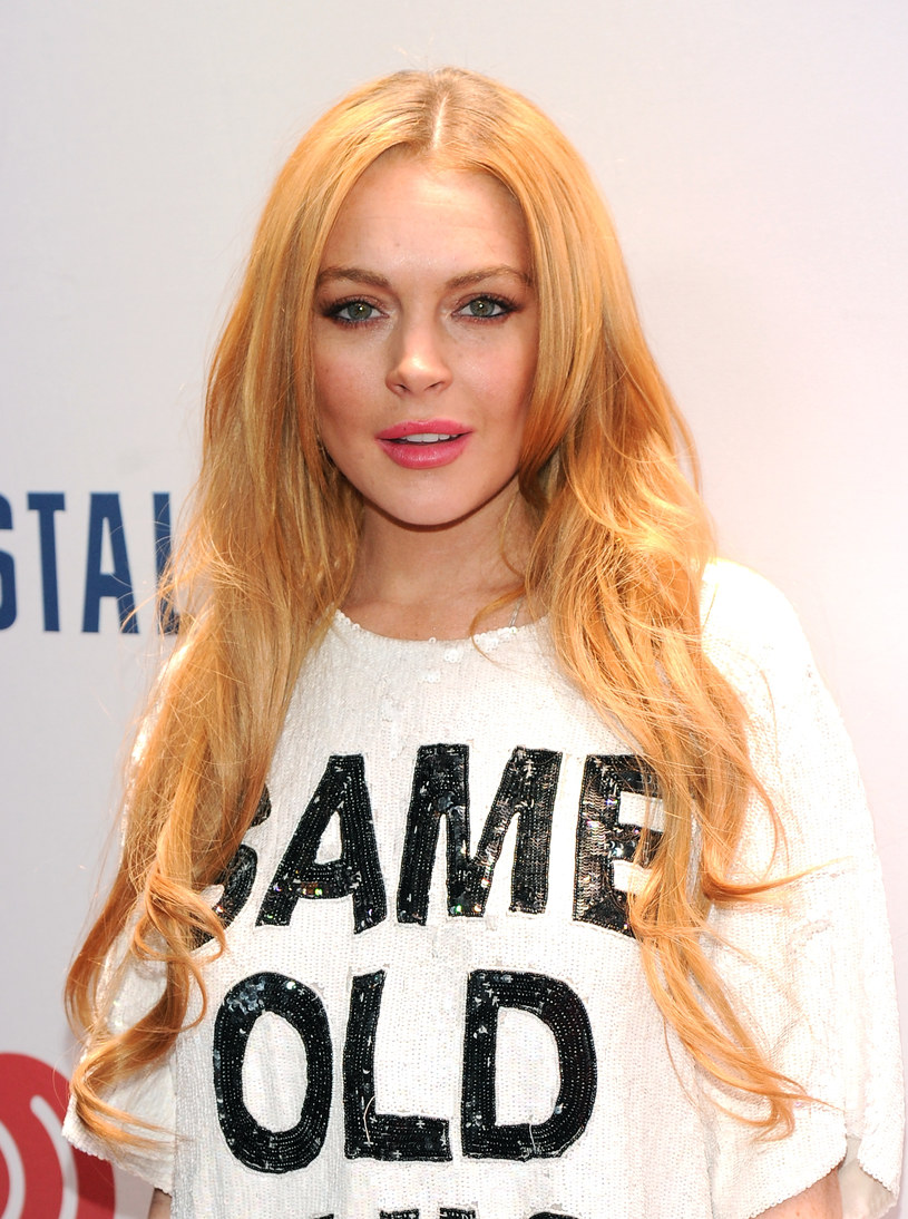 Lindsay Lohan /Bryan Bedder /Getty Images