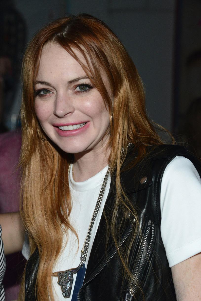 Lindsay Lohan /Araya Diaz /Getty Images