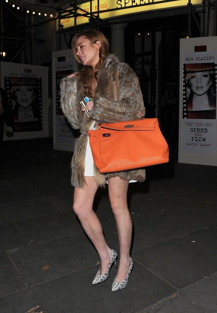 Lindsay Lohan /RV / Splash News /East News
