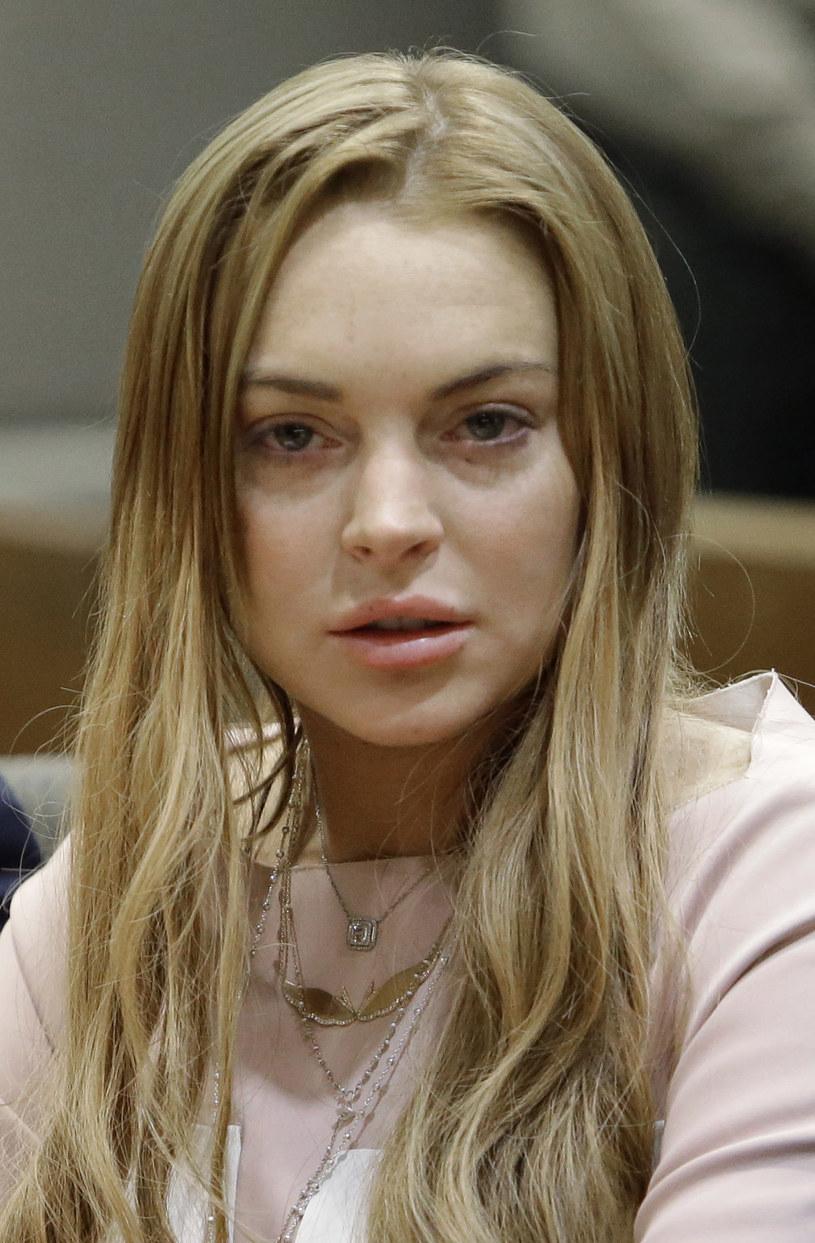 Lindsay Lohan /Pool /Getty Images