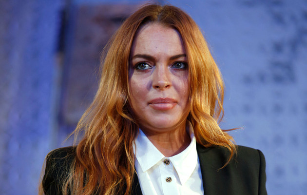Lindsay Lohan /Tim P. Whitby /Getty Images
