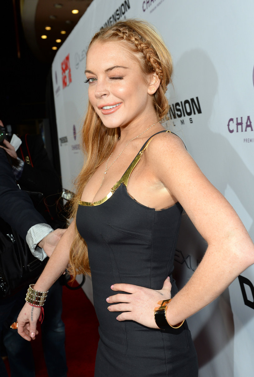 Lindsay Lohan /Michael Buckner  /Getty Images
