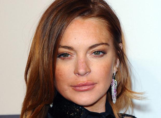 Lindsay Lohan /Getty Images