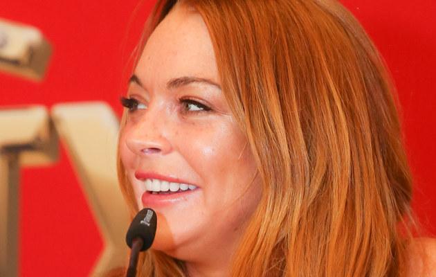 Lindsay Lohan /Monika Fellner /Getty Images