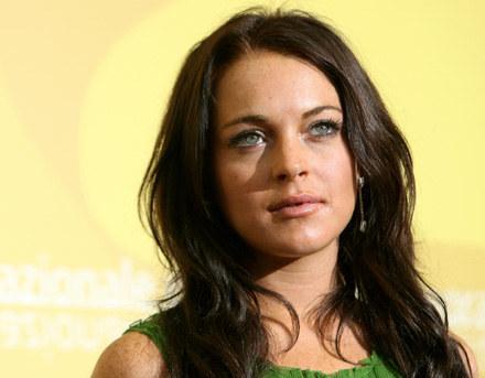 Lindsay Lohan /AFP