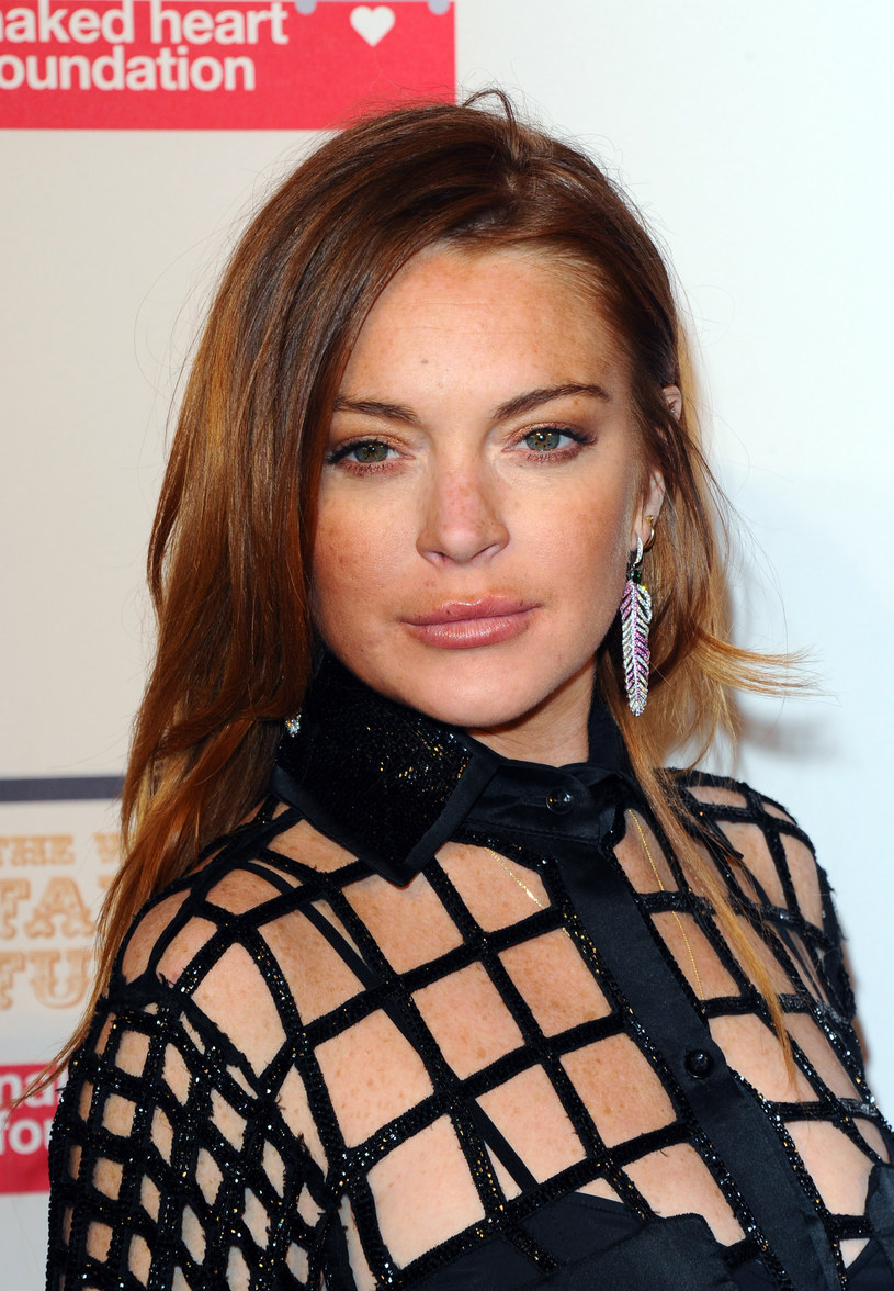 Lindsay Lohan /Stuart C. Wilson /Getty Images