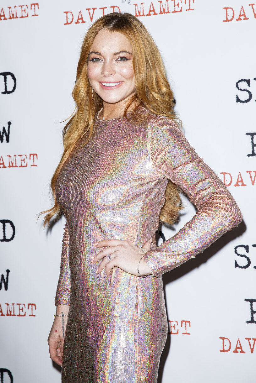 Lindsay Lohan /Tristian Fewings /Getty Images