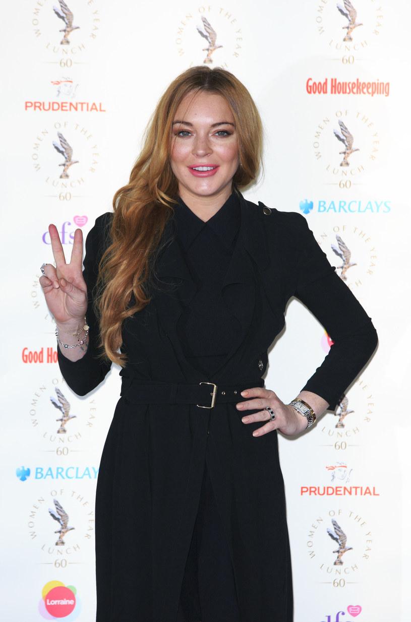 Lindsay Lohan /John Philips /Getty Images