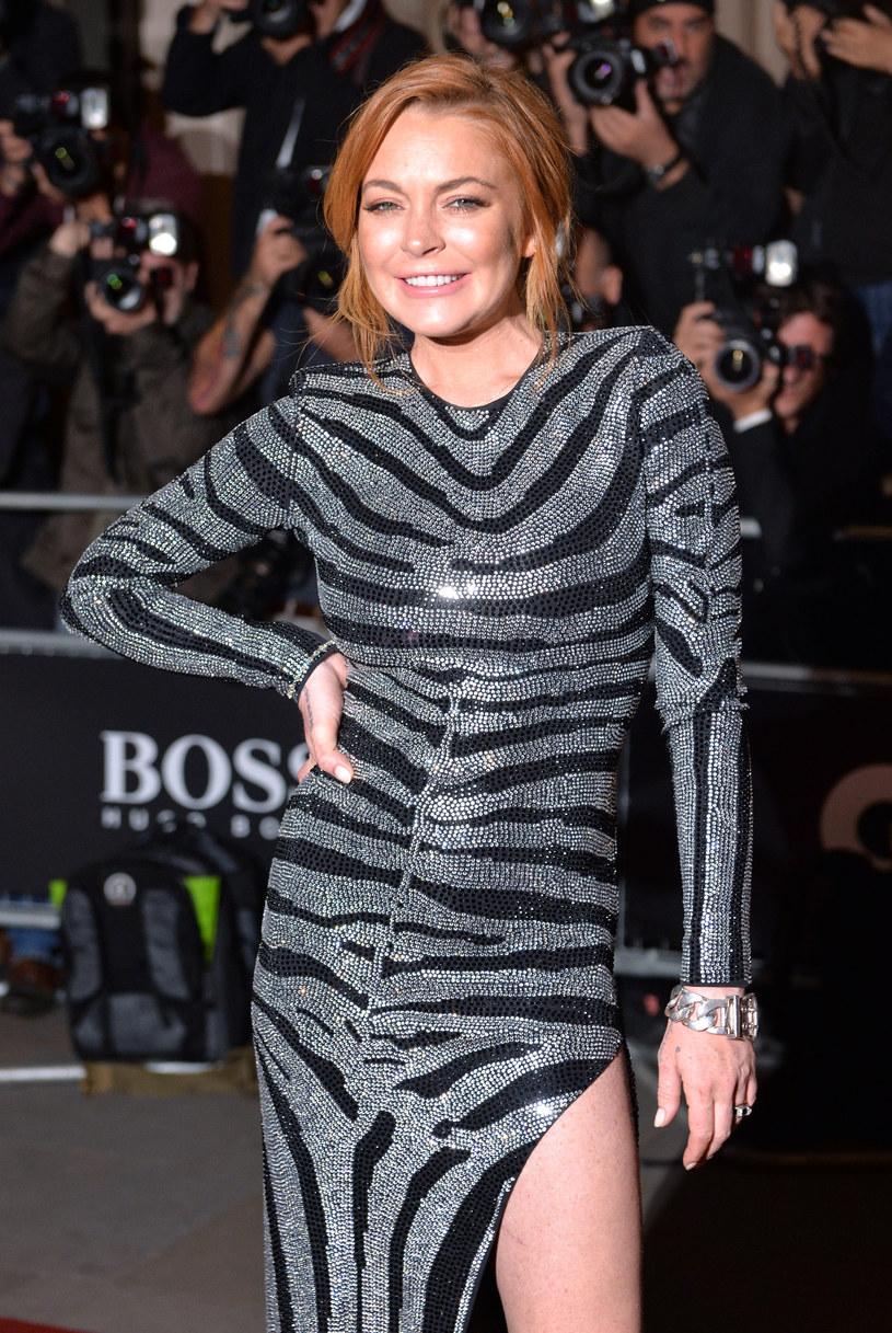 Lindsay Lohan /Anthony Harvey /Getty Images