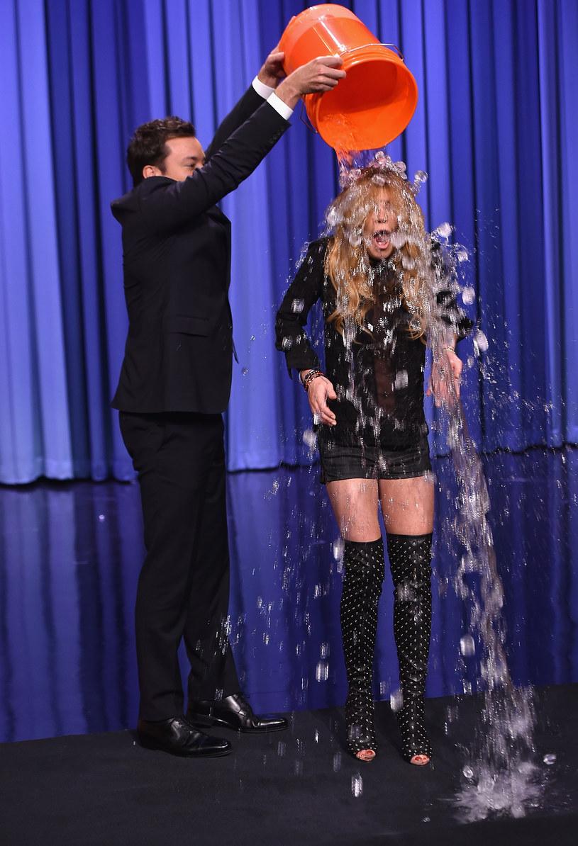 Lindsay Lohan /Theo Wargo/NBC /Getty Images