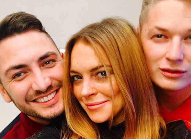 Lindsay Lohan /Instagram /East News