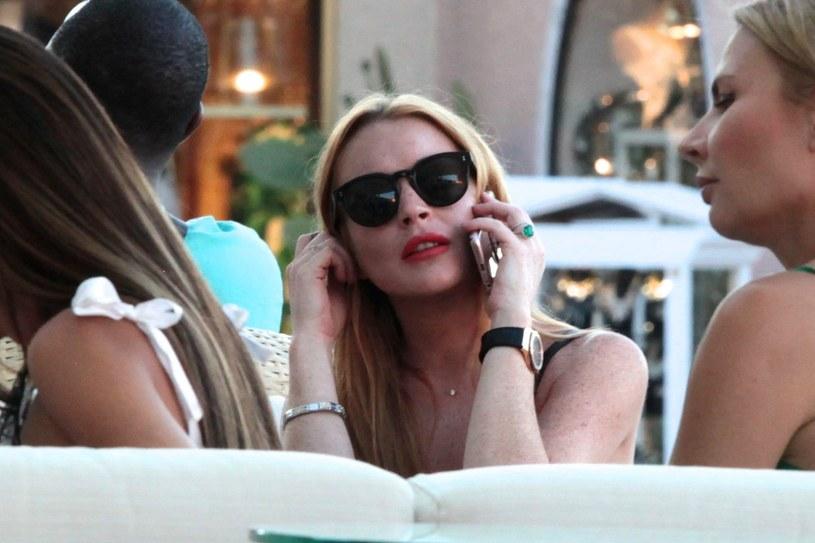 Lindsay Lohan /Splash News /East News