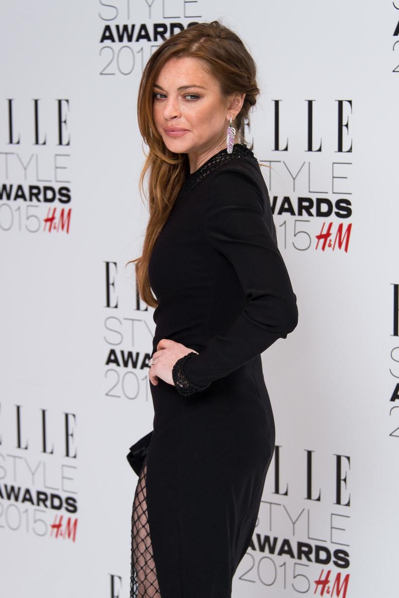 Lindsay Lohan /Ian Gavan /Getty Images