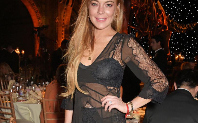 Lindsay Lohan /David M. Benett /Getty Images