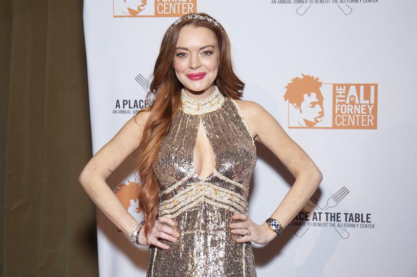 Lindsay Lohan /Santiago Felipe /Getty Images