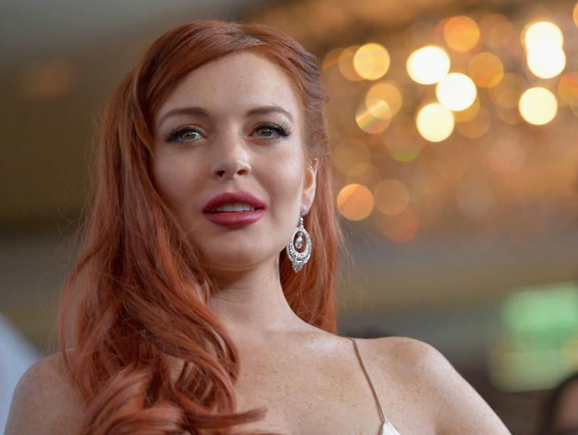 Lindsay Lohan /Charley Gallay /Getty Images