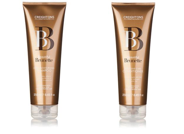 Linia Beautiful Brunette marki Creightons /materiały prasowe