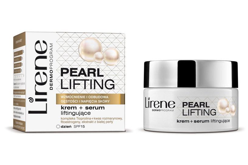 Linia Lirene Pearl Lifting /Styl.pl/materiały prasowe