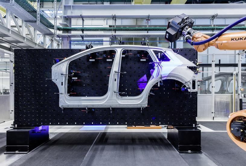 Linia produkcyjna Audi /