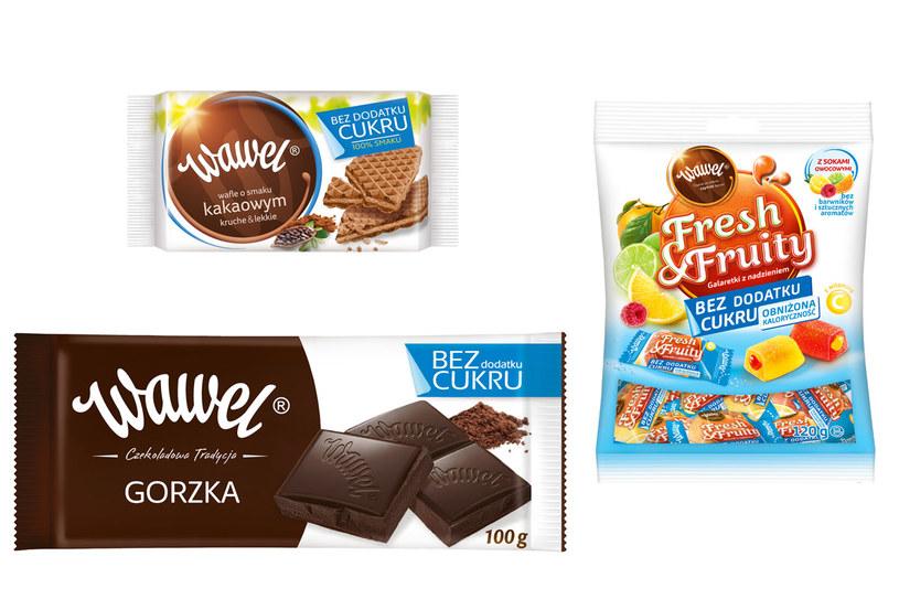 """Linia produktów """"Bez Dodatku Cukru"""" /materiały prasowe"""