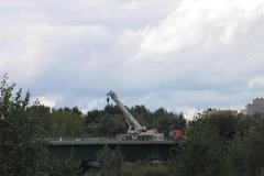 Linia tramwajowa na Tarchomin wciąż w budowie
