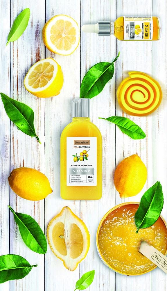 Linia Vitamin C Stara Mydlarnia /materiały prasowe