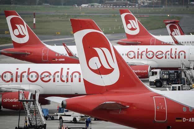 Linie  Air Berlin przestają istnieć /EPA