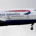 linie lotnicze Wlk. Brytanii