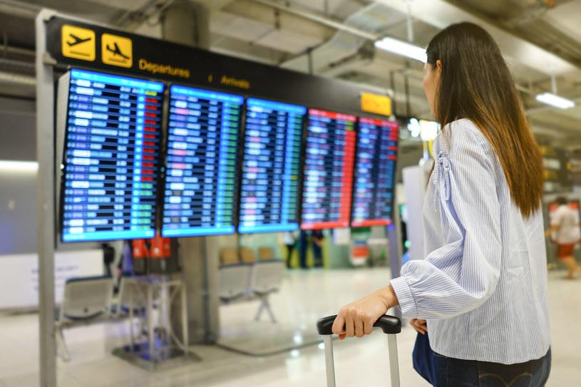 Linie lotnicze czekaja na pasażerów /AFP