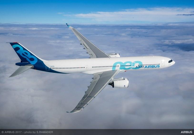 Linie lotnicze Emirates z nowymi Airbusami A330neo i A350 /materiały prasowe