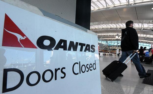 Linie lotnicze Qantas zapowiadają likwidację niektórych międzynarodowych połączeń /AFP