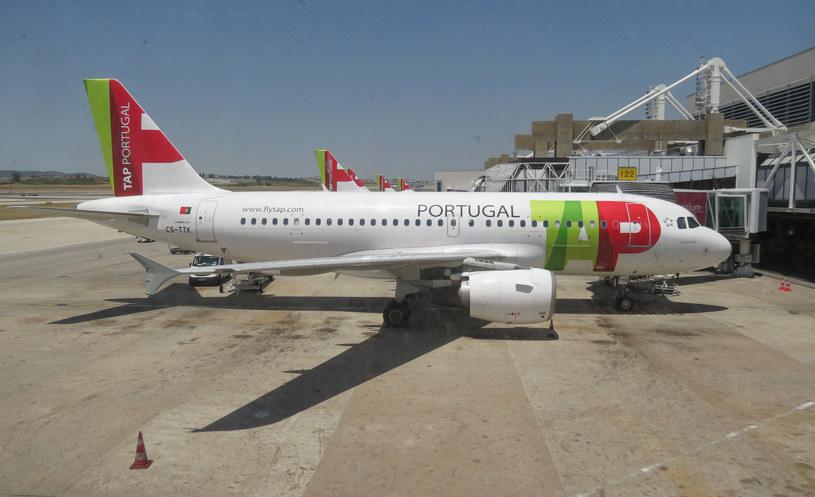Linie lotnicze TAP zostaną znacjonalizowane? /123RF/PICSEL