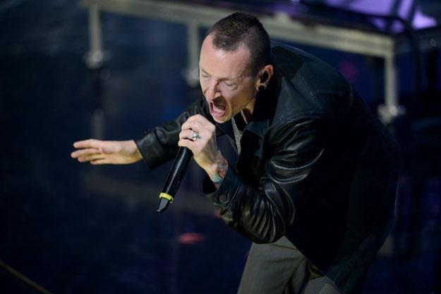 """Linkin Park: """"Chcemy wyrazić nasz głęboki smutek"""" fot. Michael Kovac /Getty Images/Flash Press Media"""