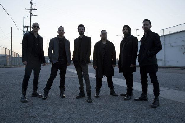 Linkin Park w pełnym składzie /materiały prasowe