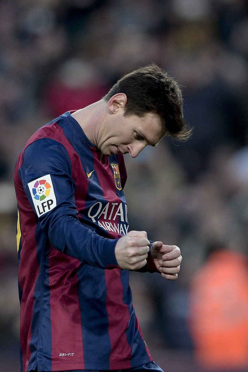 Lionel Messi, as Barcelony /AFP